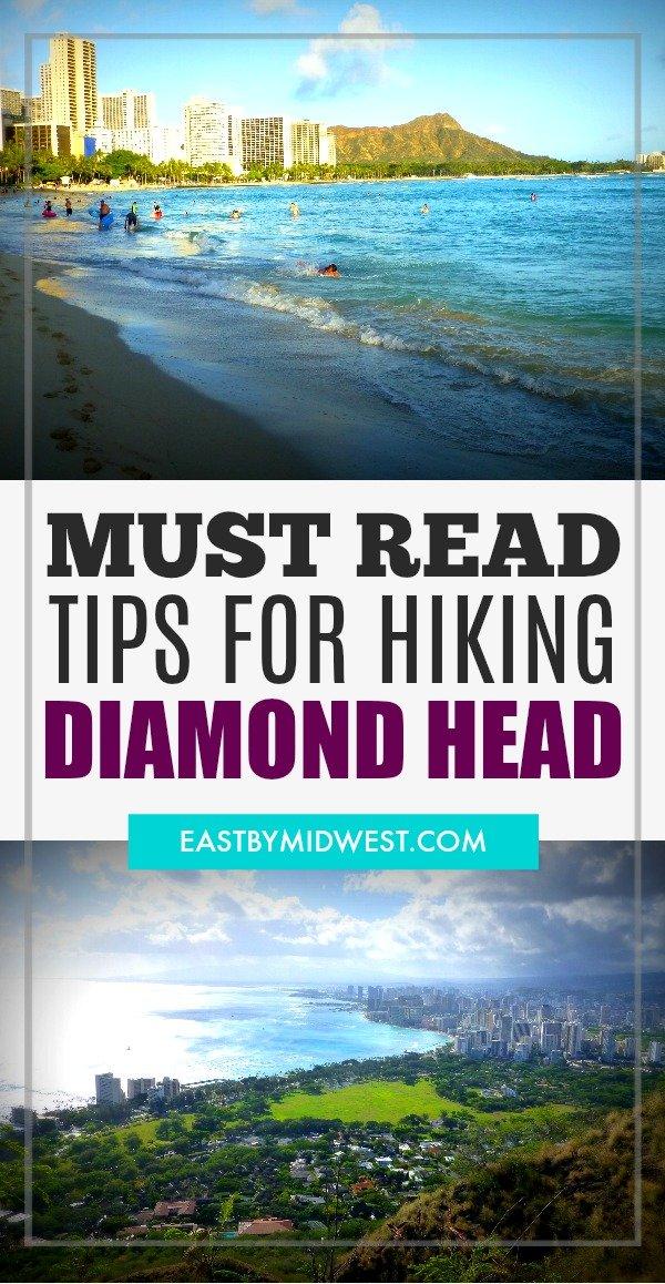 Oahu Hawaii: Must Read Tips for Hiking Diamond Head