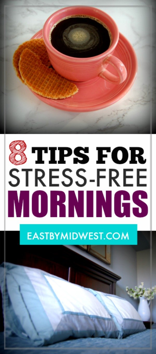 8 Tips for Stress-Free Mornings