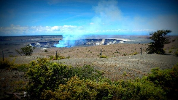 Volcanoes Big Island Hawaii