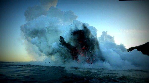 Volcanoes Big Island Hawaii