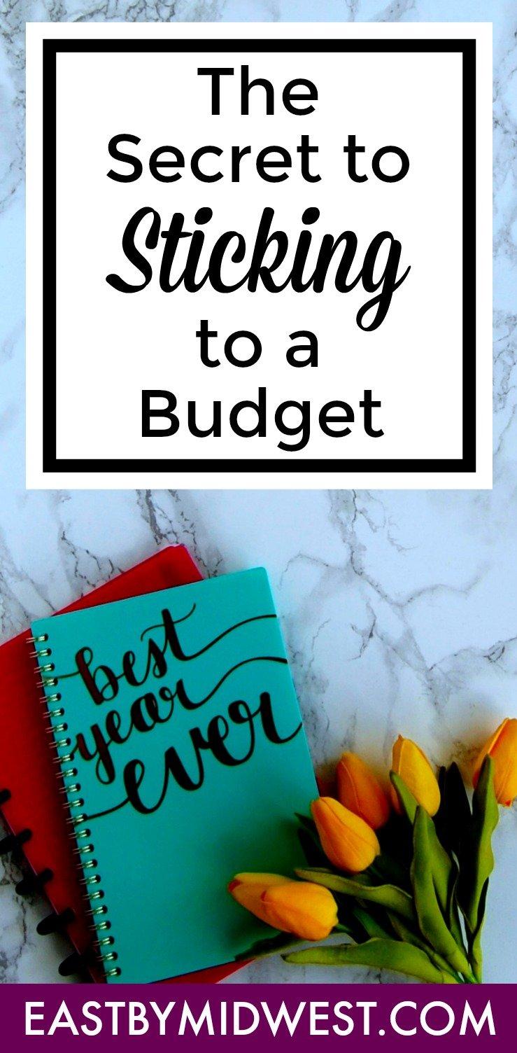 Sticking to Budget