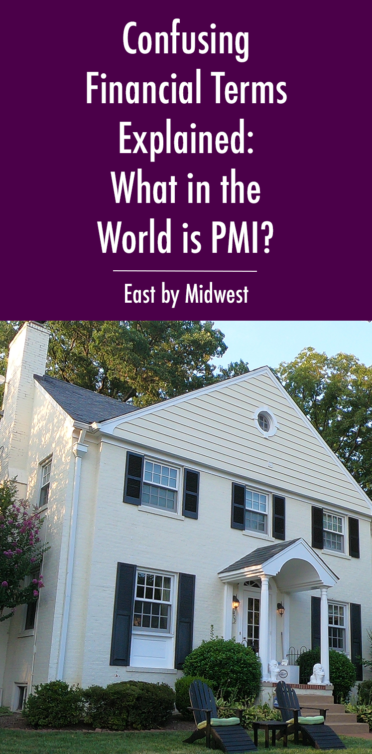 Private Mortgage Insurance (PMI) is a confusing term. I\'m hoping this article will help you understand PMI and feel more confident in the mortgage process. #pmi #mortgage #banking #lending #loans #homeloans #privatemortgageinsurance