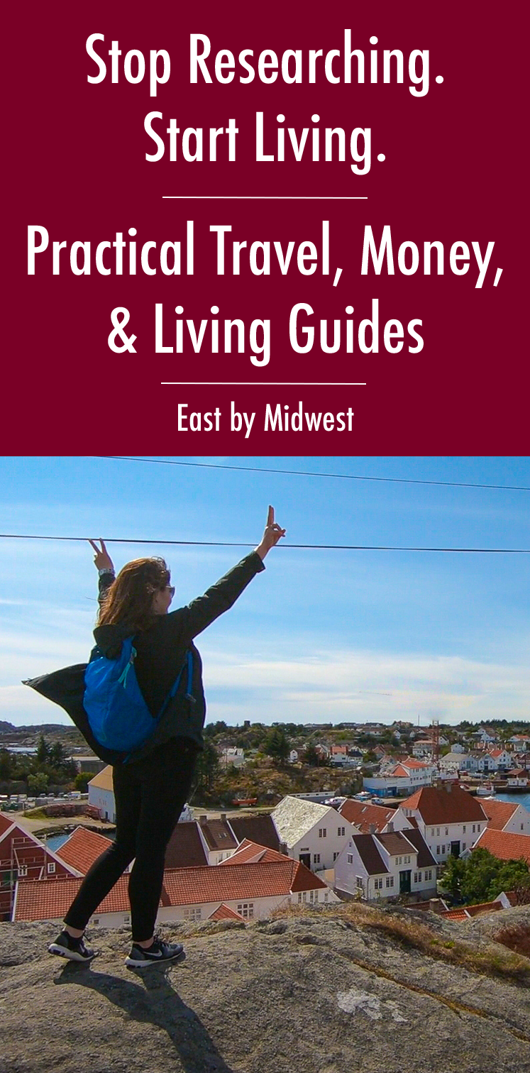 Welcome, I\'m Pam! I created East by Midwest to help busy people like you answer your questions on travel, personal finance, and living your best life.