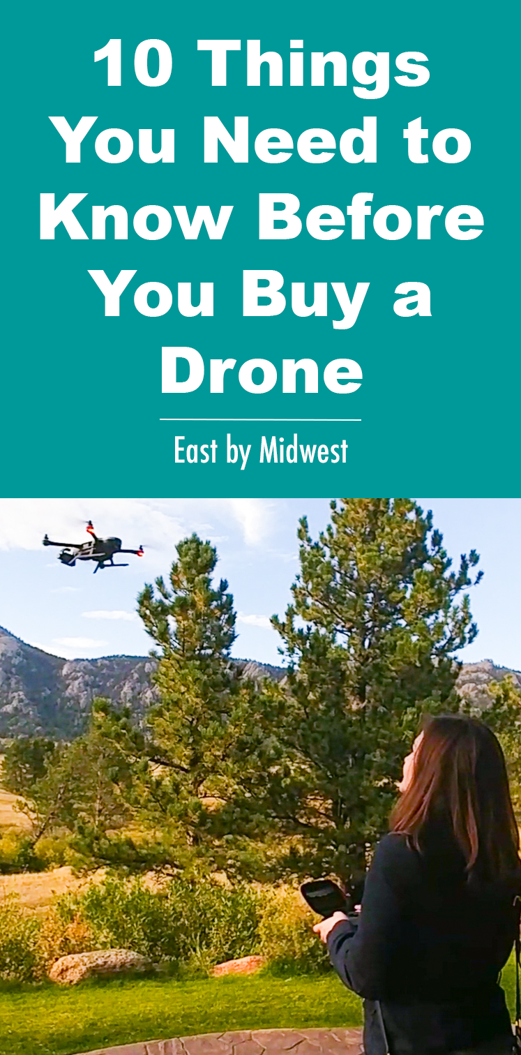 Looking to buy a drone? To help you make an informed purchase, here are the things that I wish I had known before buying a drone. #drone #dronelife #droneflying #dronephotography #aerialphotography #travel #traveltips #traveladvice #wanderlust #bucketlist