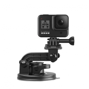 Suction Cup for GoPro Fans