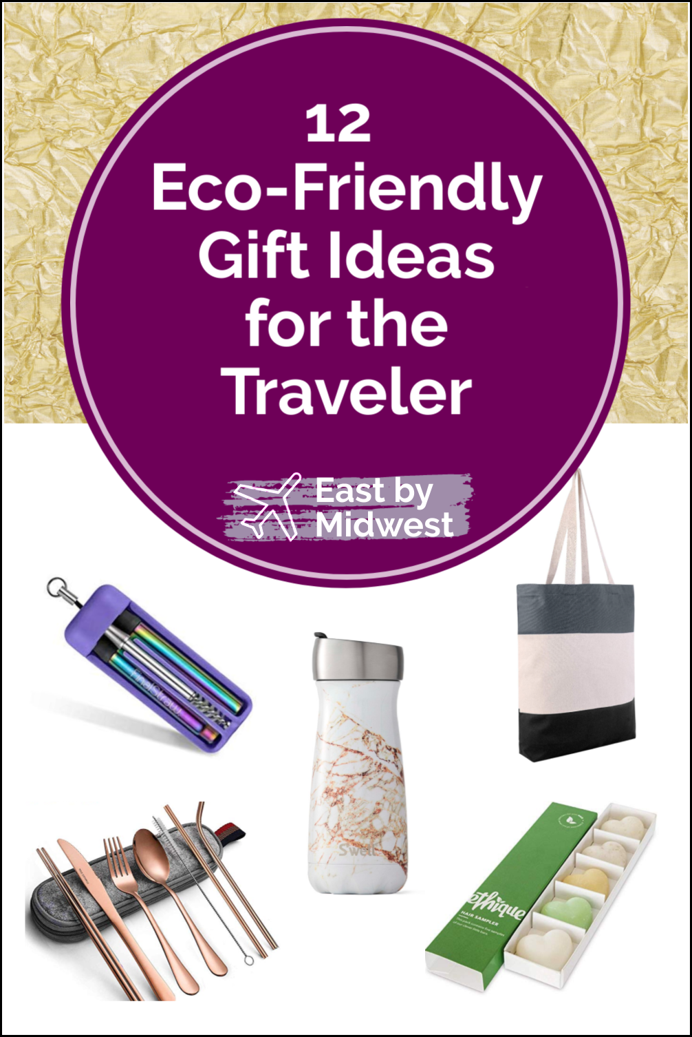 12 Eco-Friendly Gift Ideas for the Traveler in Your Life
