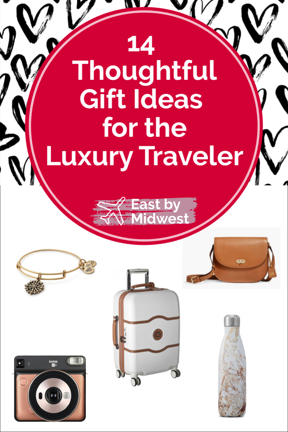 Do you have a luxury traveler in your life? Then this is the gift guide for you! Make their travel experience even more luxurious with these gifts. #giftguide #luxurygiftguide #luxurytraveler #traveler #travel #luxurytravel