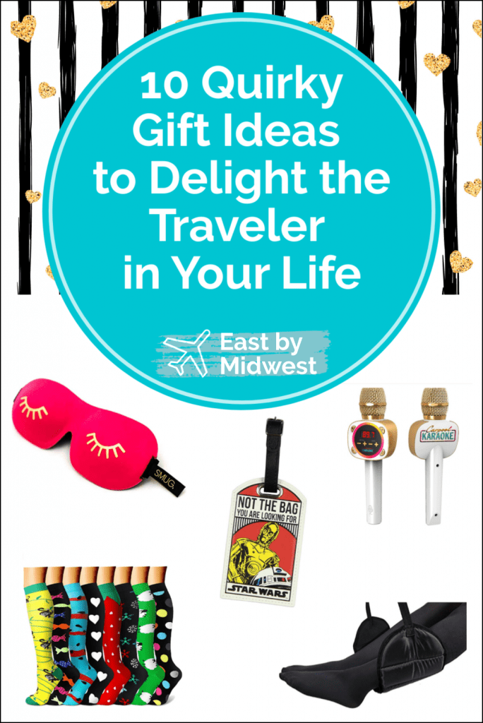 Quirky Gift Ideas for Travelers