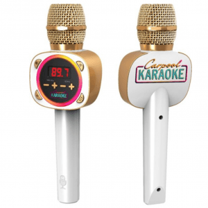 Wireless Karaoke Quirky Gift Ideas for Travelers