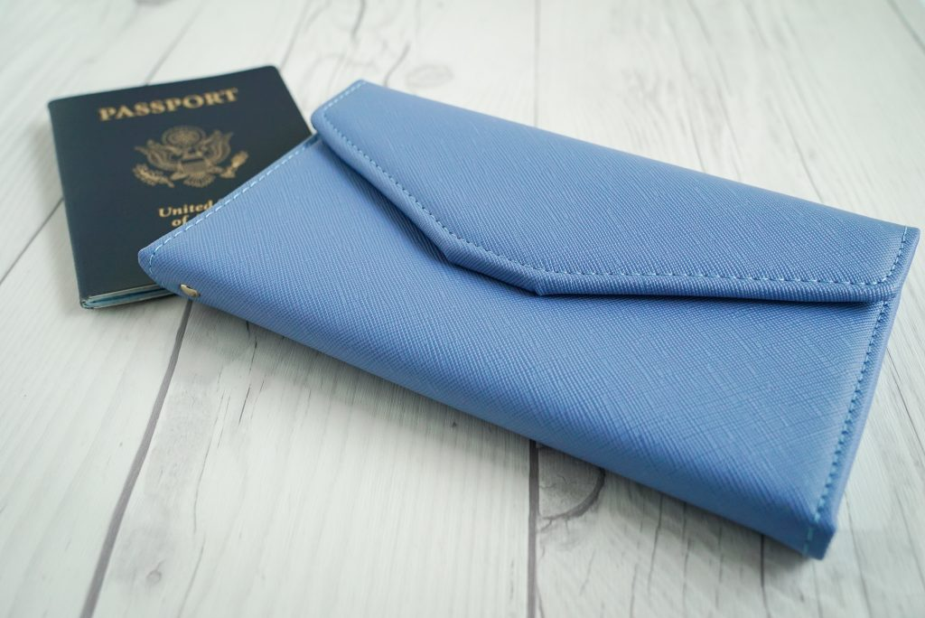 Check the expiration date on your passport