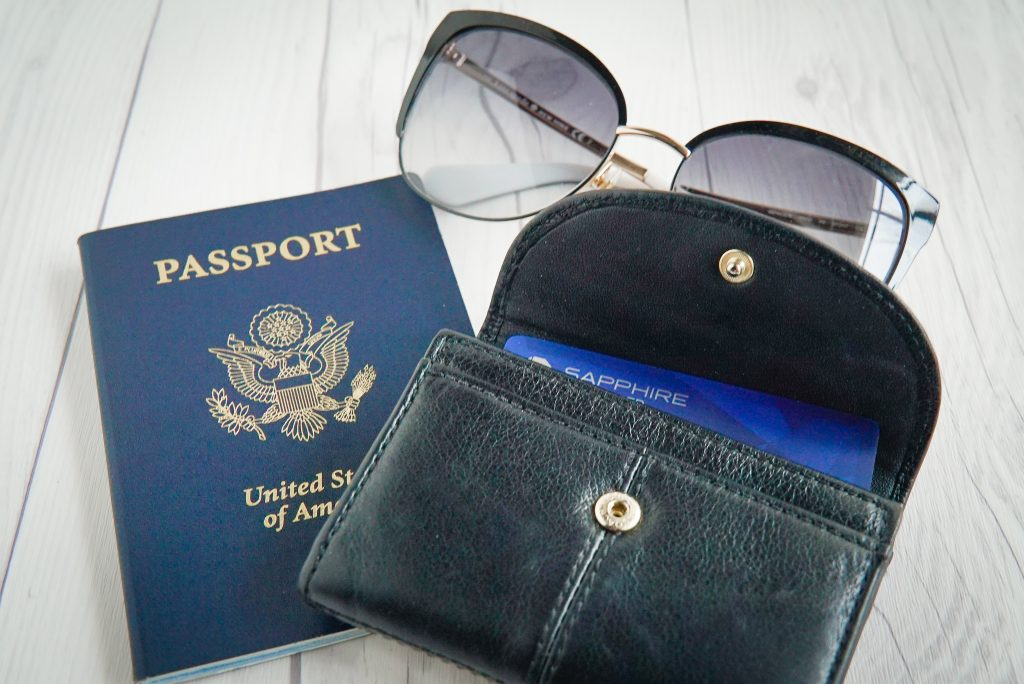 Using a credit card with foreign currency fees
