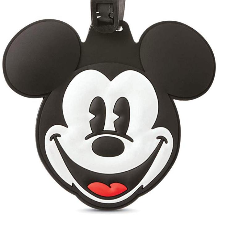 Mickey Luggage Tag