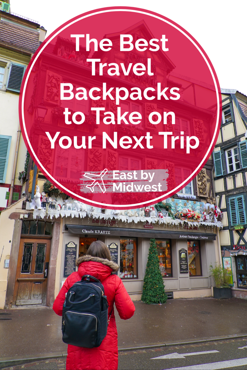 The Best Travel Backpacks to Take on Your Next Trip