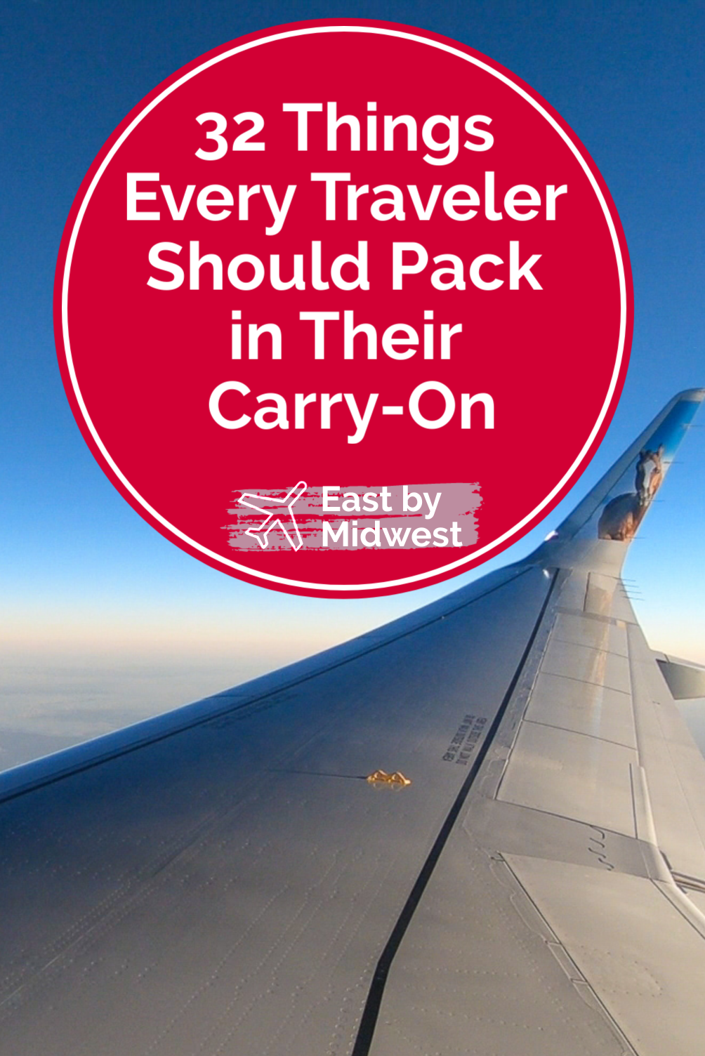 32 Things Every Traveler Should Pack in Their Carry-On