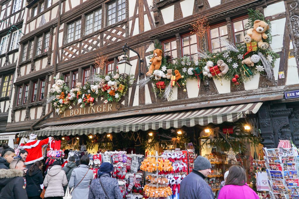 Strasbourg Christmas market - France Christmas markets need to know