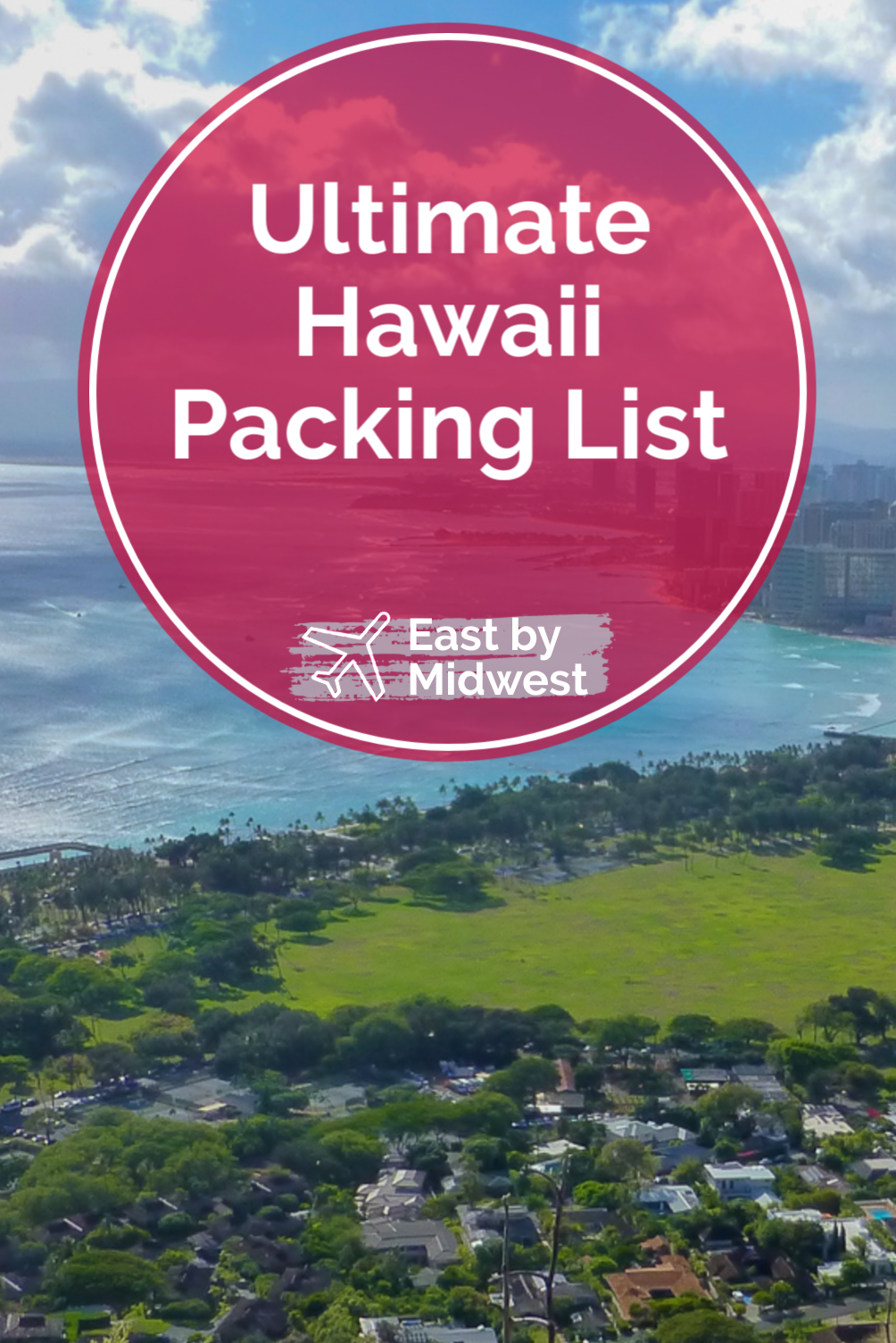 Hawaii has so many cool activities that it can be hard to decide what to pack. I\'ve got you covered. Here\'s everything you need for an amazing adventure. #hawaii #oahu #bigisland #packing #packinglist #packforhawaii #packinglistforhawaii #whattopack #beachpackinglist #minimalistpacking #carryontravel