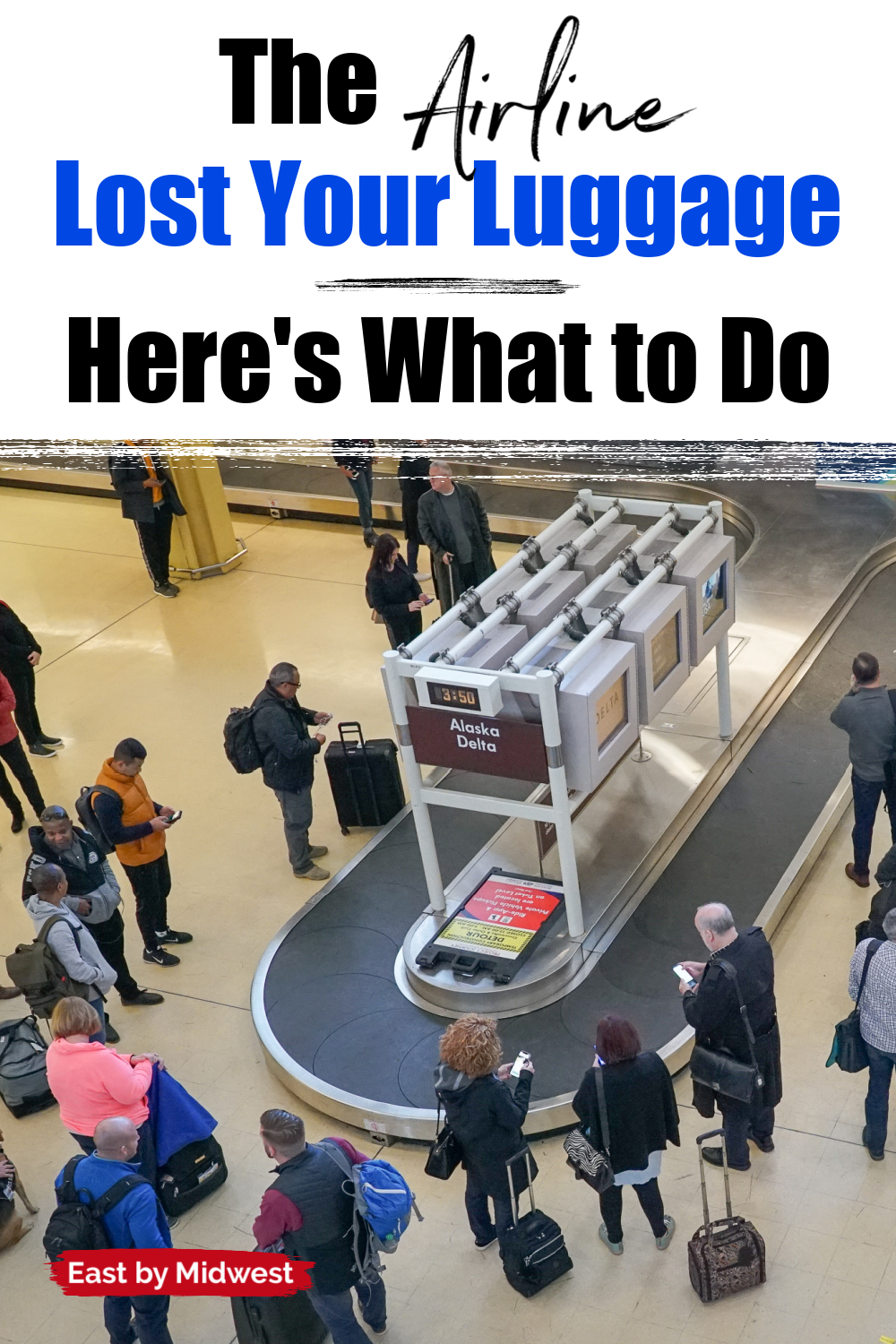 Lost or Delayed Luggage: What to Do and How to Get Compensated