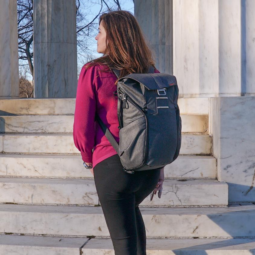 Best Travel Backpacks: Peak Design Everyday