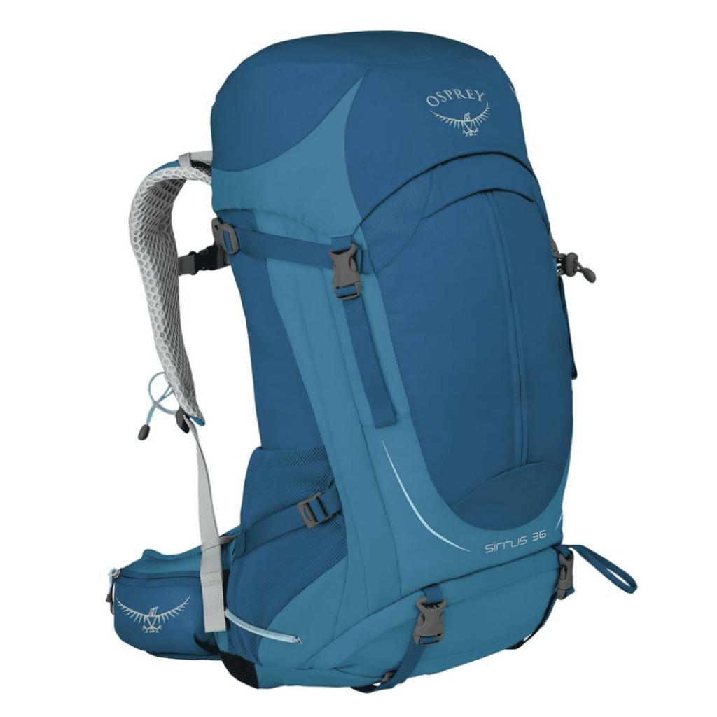 Best Travel Backpacks: Osprey Sirrus