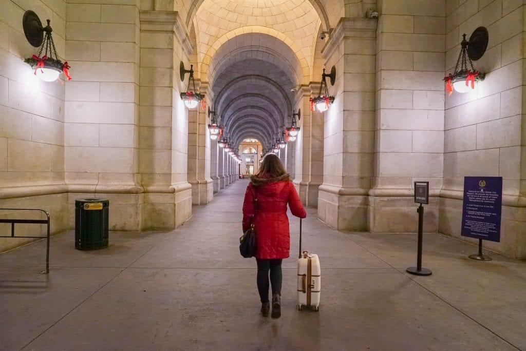 Delayed luggage insurance