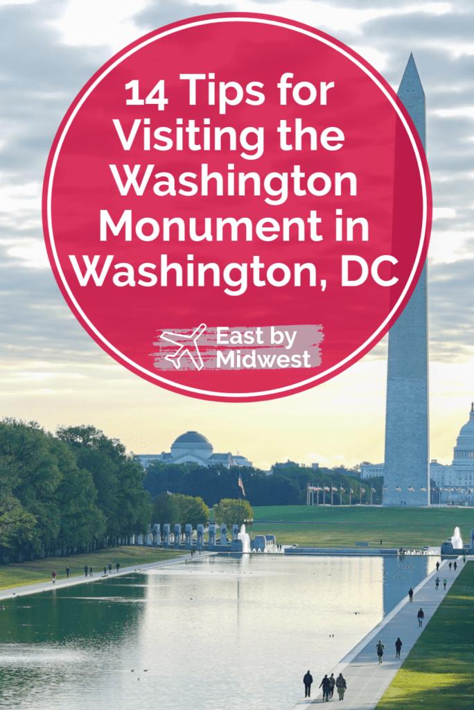 Visiting the Washington Monument