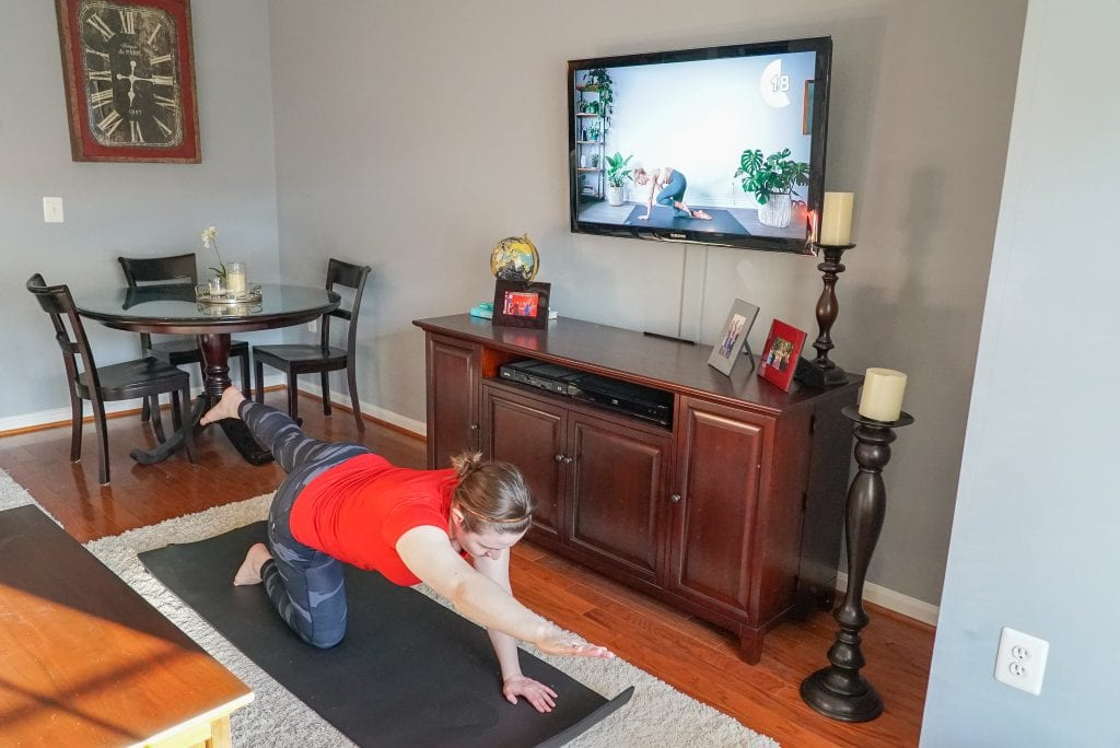 Best YouTube workouts to get in shape while at home