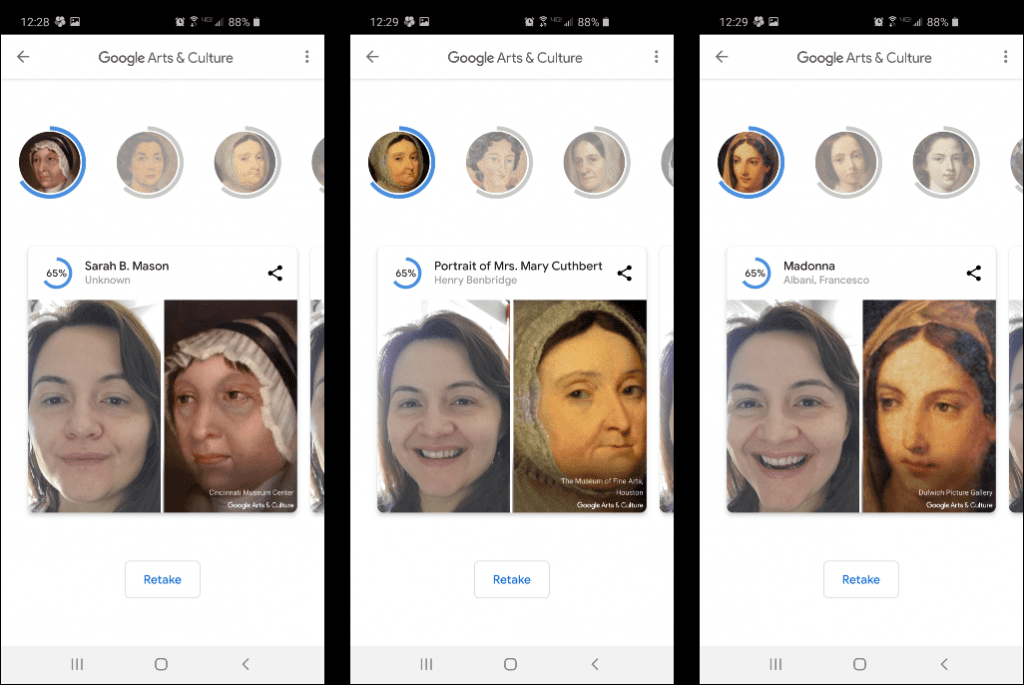 Google Arts and Culture App - Super Fun Coronavirus Distractions