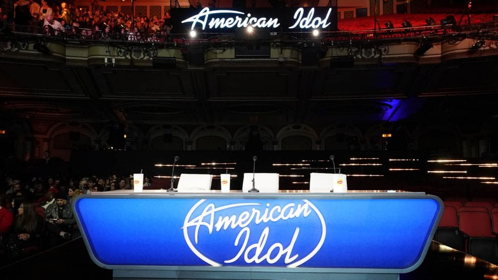 American Idol - Best Zoom Backgrounds