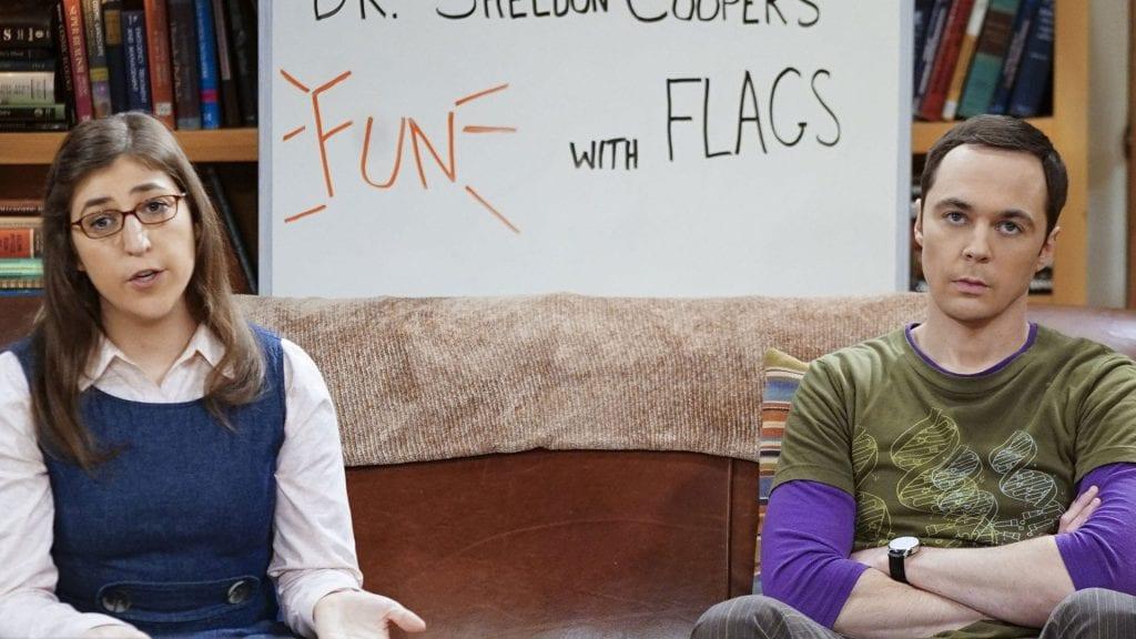 Big Bang Theory Zoom Background