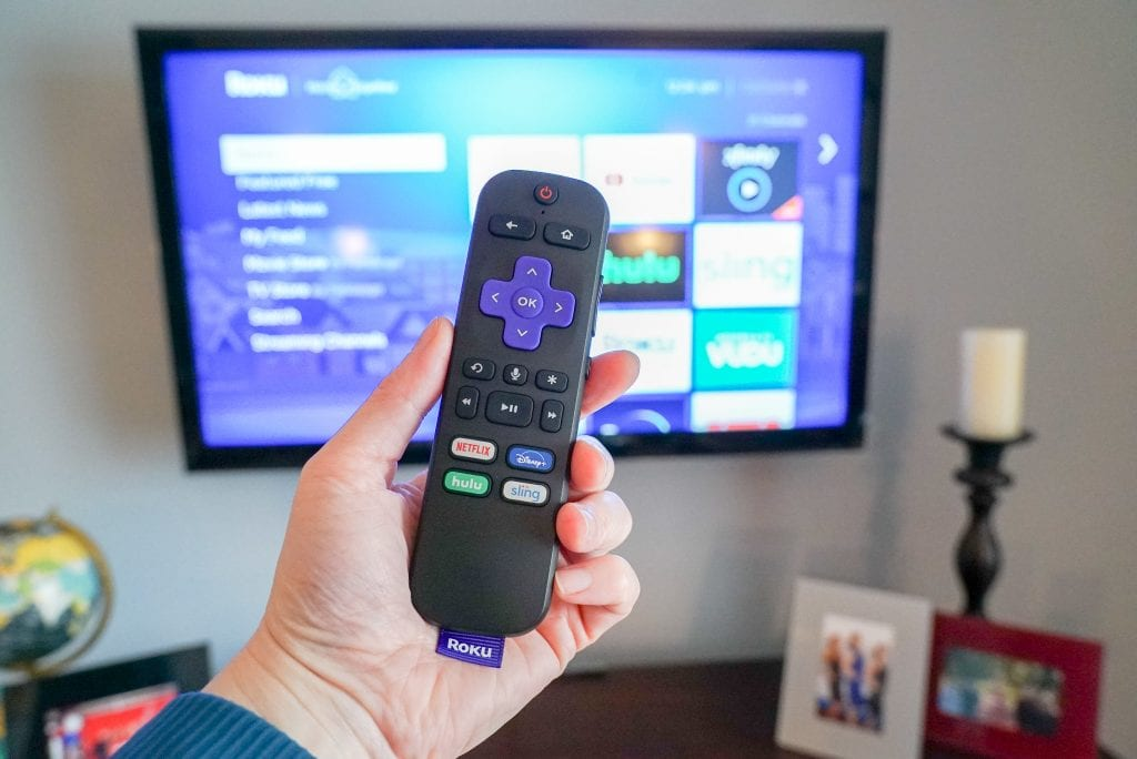 Roku - items that will help you stay sane during quarantine