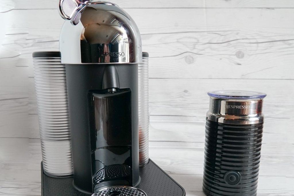 Nespresso machine - items that will help you stay sane during quarantine