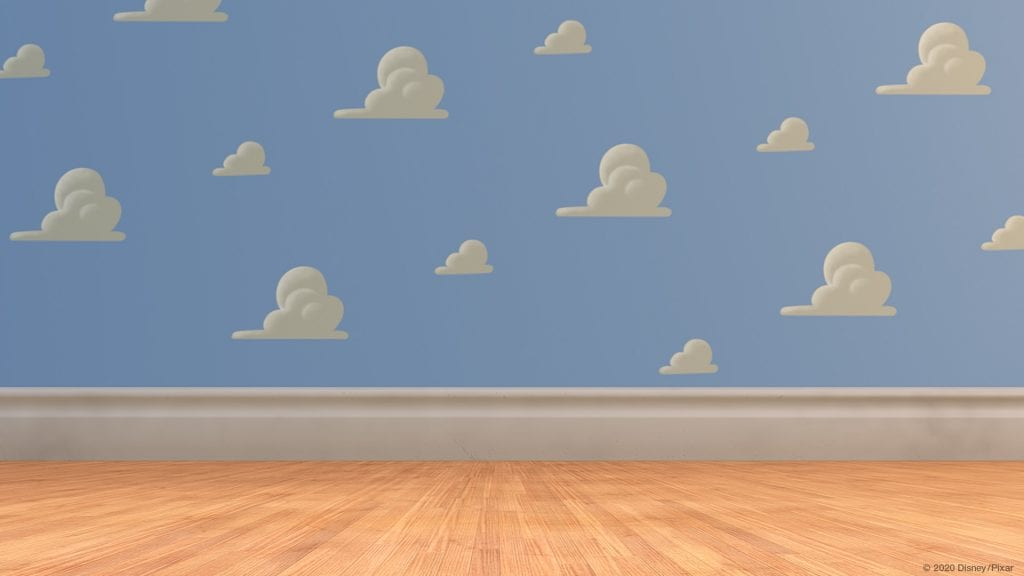 Toy Story Zoom Background