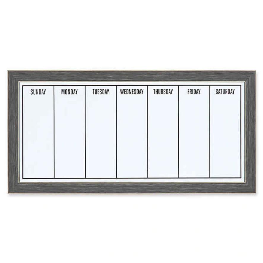 Dry Erase Board Calendar - Work From Home Essentials