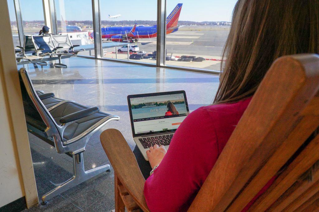 Start a Travel Blog