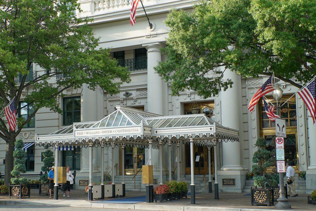 Intercontinental Willard Hotel - Washington DC