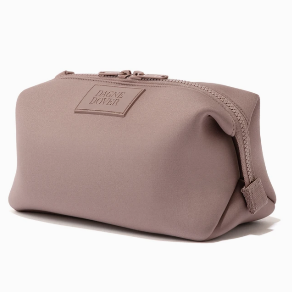 Mauve Toiletry Bag