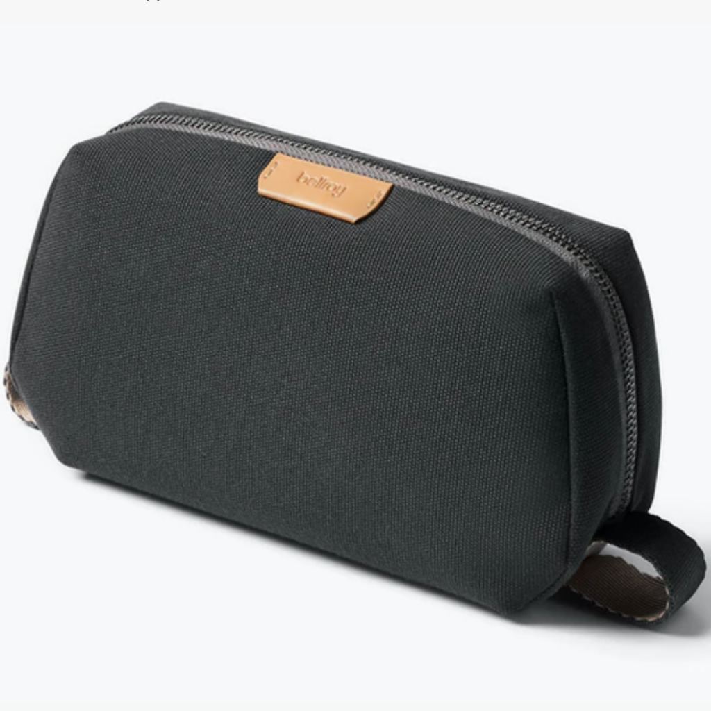 Eco-Friendly Toiletry Bag
