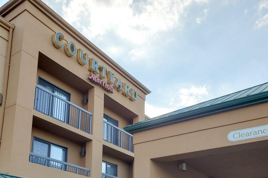 Courtyard Marriott - Toledo OH