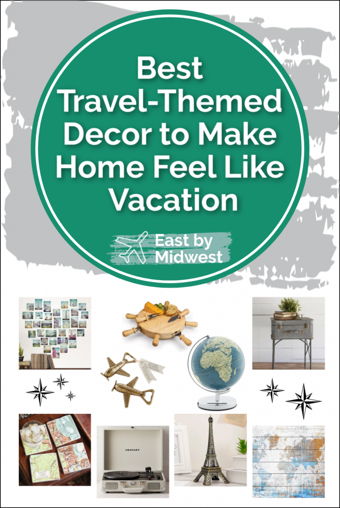 Best Travel-Themed Decor