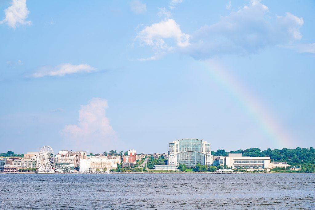 National Harbor Alexandria Virginia Potomac River