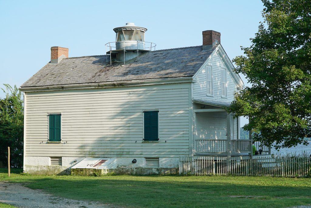 Riverine Lighthouse Alexandria Virginia