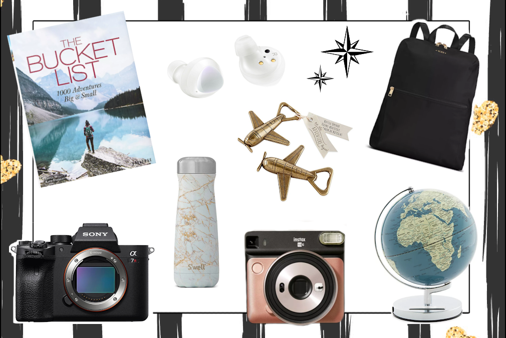 Thoughtful gifts for the grounded traveler