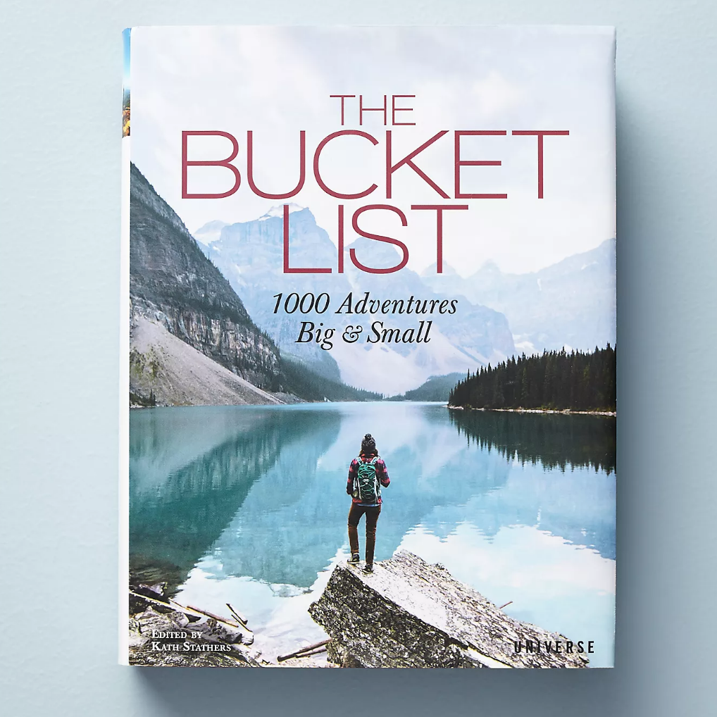 Travel coffee table book - Thoughtful gifts for the grounded traveler