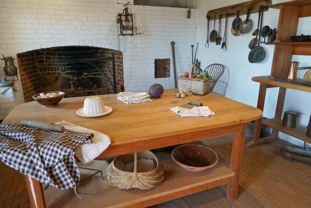 Visiting Monticello