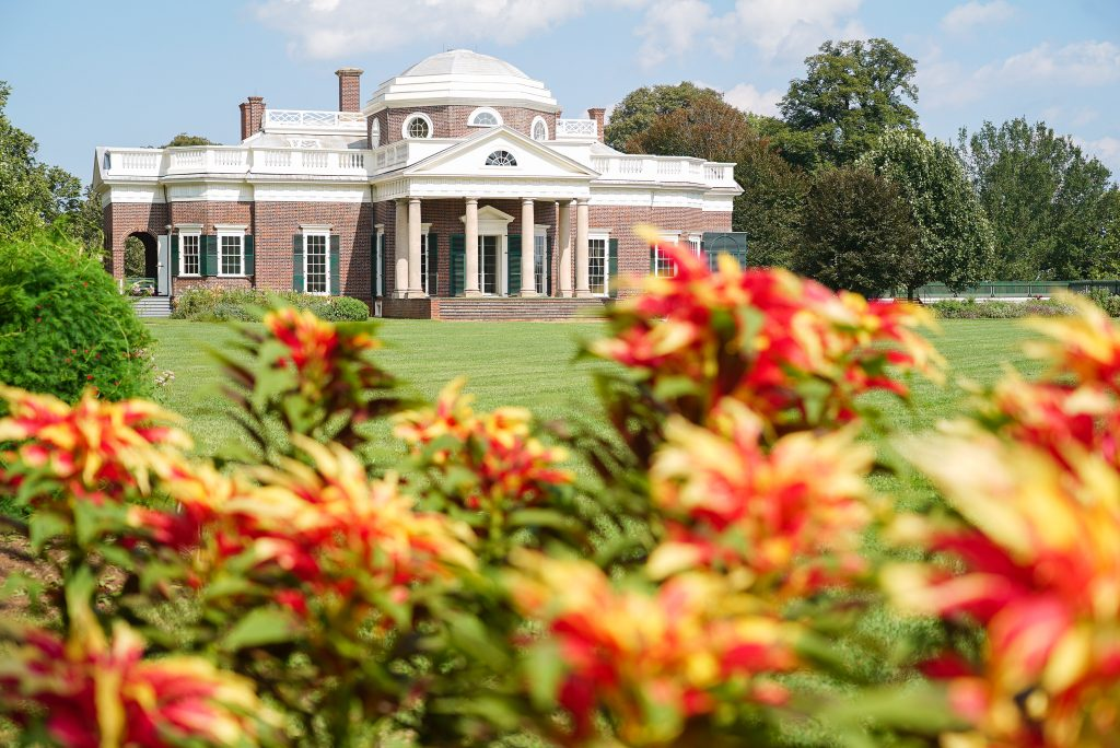 Liberty and Slavery - Visiting Monticello