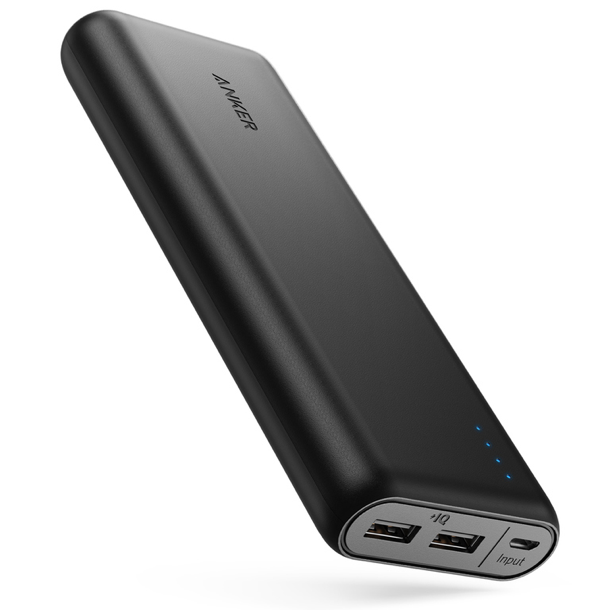 Portable charger - unusual travel essentials