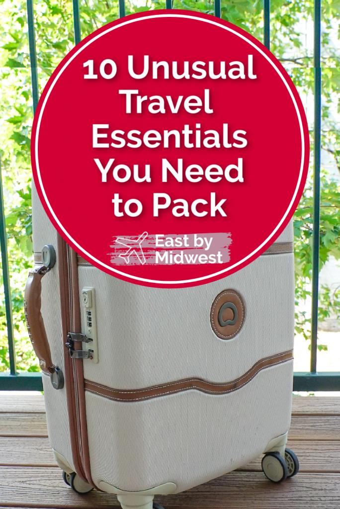 Unusual Travel Essentials