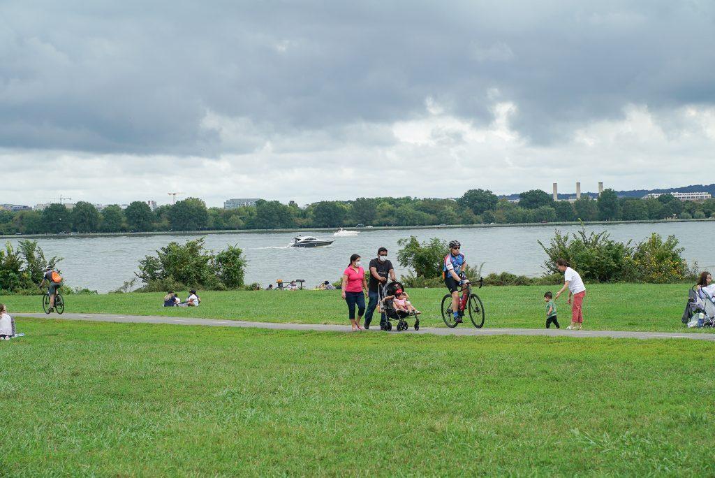 Gravelly Point - Potomac River - Washington DC