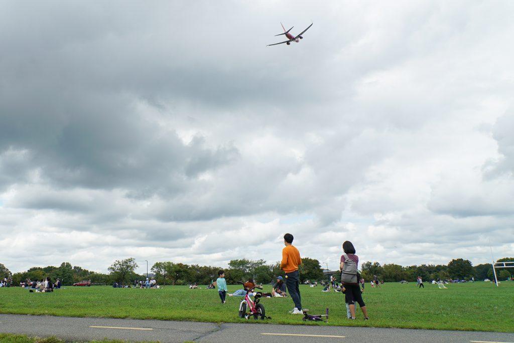 Gravelly Point - Washington DC - Plane Spotting