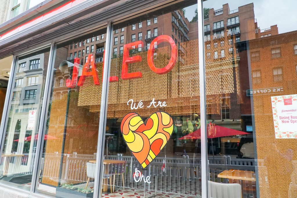 jaleo - best potatoes in washington dc